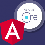 Angular + .Net Core showcase